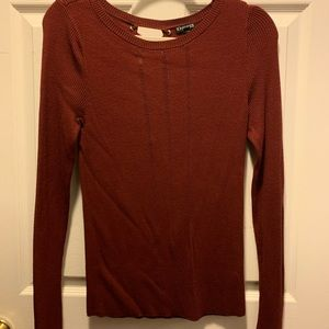 Express sweater!